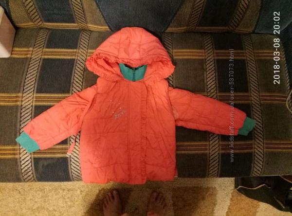Демисезонная курточка жилетка р. 104 Тм Luxik