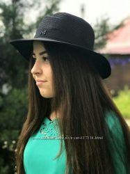 Женская стильная шляпа от солнца