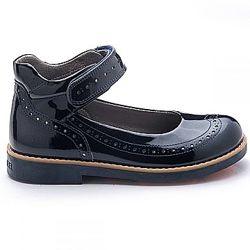 Туфли для девочки Theo Leo кожа ортопедические 29р 19 см