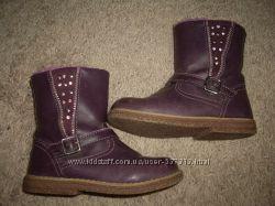 ботиночки и полусапожки деми, резиновые
