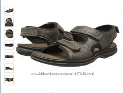 сандалии Clarks 12 USA 46 EU, оригинал