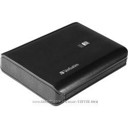 Портативное зарядное устройство VERBATIM Power Pack Dual USB 10400 mAh