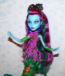 Кукла Монстер Хай Большой Скарьерный Риф Поси Риф. Posea Reef