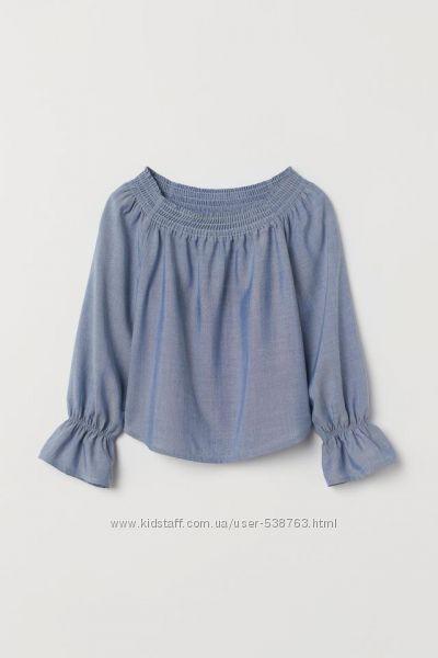 Классная вискозная блузочка  из Германии. Рост 158 см