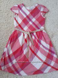 Платье Gymboree  7-9 лет