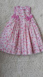 Летние платья от 3 до 6 лет