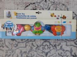 Погремушка для коляски Canpol babies
