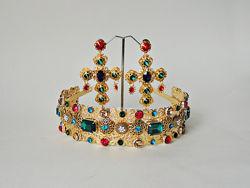 Короны в стиле Дольче Габбана
