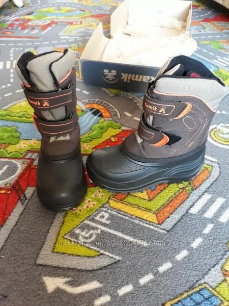 Зимние ботинки Kamik us 13