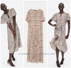 Новое элегантное платье Zara, Испания. Оригинал. Последняя коллекция.