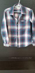 Рубашка Zara 122 см