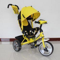 Детский трехколесный велосипед TILLY Camaro T-345 ПЕНА