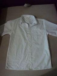 рубашки школьные на 140-146 рост