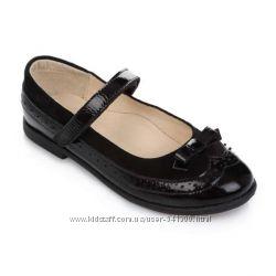 Туфли для девочки на липучке Lapsi 19-1668 31-35