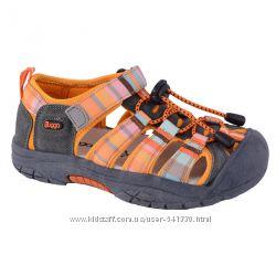 Летние спортивные сандалии 27р с прорезиненным носком ТМ Bugga