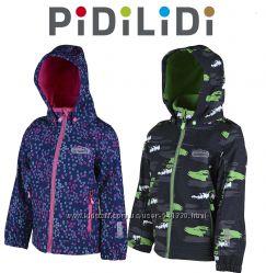 Новинка Демисезонные термо куртки Outdoor из Softshell 86-164р Pidilidi