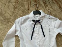 Школьные блузки на девочек. От 8 до 12 лет