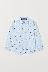 Рубашки на мальчиков H&M, George, Old Navy