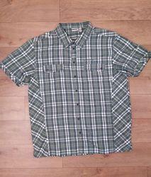 Отличная мужская треккинговая рубашка Icepeak рр L-XL укр. 50-52-54
