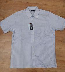Новая мужская рубашка Lee Cooper Оригинал разм L, 50-52-54