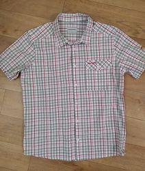 Отличная треккинговая рубашка Craghoppers Lomand разм XL укр 50-52-54