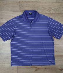 Отличная футболка поло Nike Golf Dri-Fit рр L-XL укр. 52-54-56