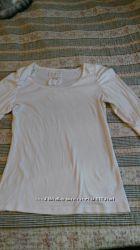 летняя футболка с короткими рукавами, новая, 14-16 uk