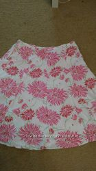 летняя юбка , 18 uk
