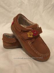 Туфли замшевые M&S на девочку