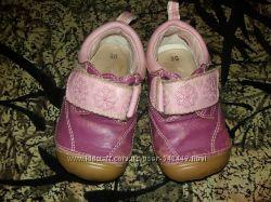 Класснючие кожаные туфли
