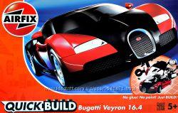 Гиперкар Bugatti Veyron Lego сборка