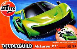 Гиперкар McLaren P1, зеленый Lego сборка