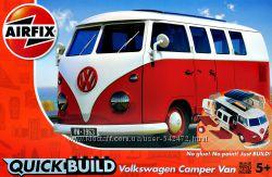 Автомобиль VW Camper Lego сборка