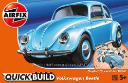 Автомобиль VW Beetle Lego сборка