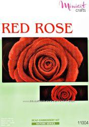 Набор для вышивания Красная Роза