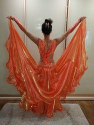 Продаю бу костюм для восточного танца, шоу СТК