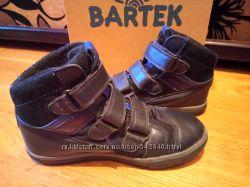 Демисезонные ботинки Бартек 31р. Натуральная кожа. Хорошее состояние
