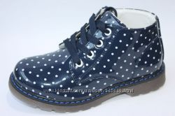 Стильные демисезонные ботинки тм Луч 22-32 р. Качество отличное