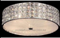 Потолочные светильники закрытого типа