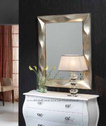Шикарные интеръерные зеркала  Carlo De Santi. Новая коллекция