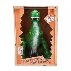 Говорящая игрушка динозавр Рекс 2019 - История игрушек Disney