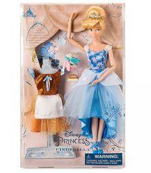 Кукла Принцесса Золушка Балерина с аксессуарами - Cinderella, Disney