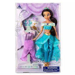 Кукла Принцесса Жасмин Балерина с аксессуарами Disney