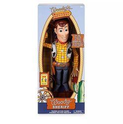 Кукла ковбой Вуди  из мф История игрушек,