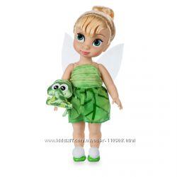 Динь Динь в детстве кукла Дисней в наличии