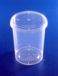 Емкости для хранения пищевых продуктов 400 мл Vital-plast