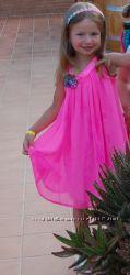 Красивенное летнее платье