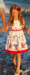 Очень красивое летнее, нарядное платье