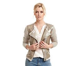 Шикарный пиджак жакет с пайетками TCM Tchibo оригинал Германия 38 евро