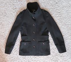 Новое пальто H&M воротник стоечка шерсть шерстяное